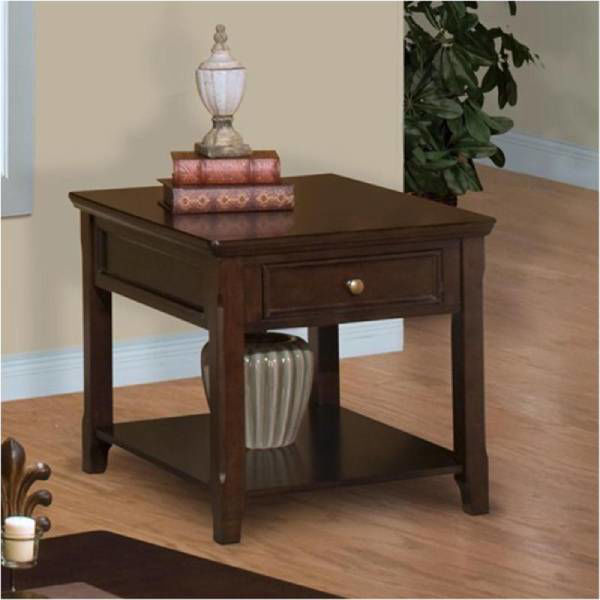 Picture of TIMBER CITY END TABLE - 007