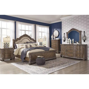 Picture of CHATEAU KING BEDROOM SET - B803