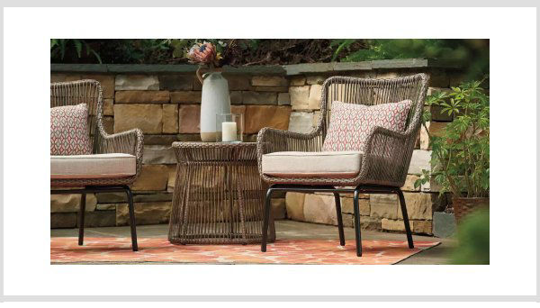Picture for category Outdoor Living Chairs