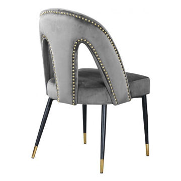Picture of AKOYA GREY DINING CHAIR