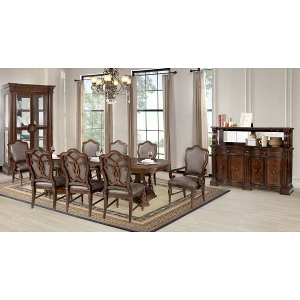 Picture of OPULENCE 7PC DINING SET - D430