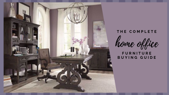 The Complete Buying Guide for Home Office Furniture