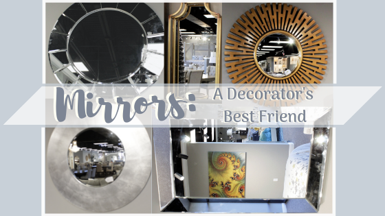 Mirrors: A Decorator's Best Friend