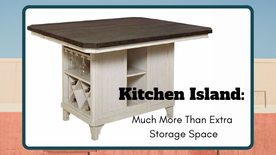 Kitchen Island: Much More Than Extra Storage Space