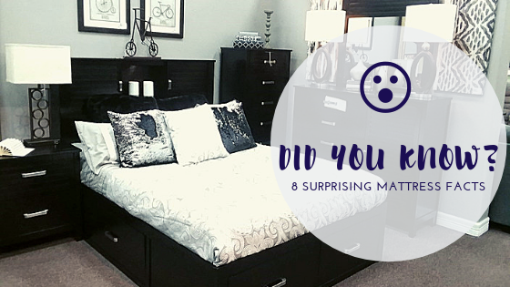 8 Surprising Mattress Facts You May Not Know