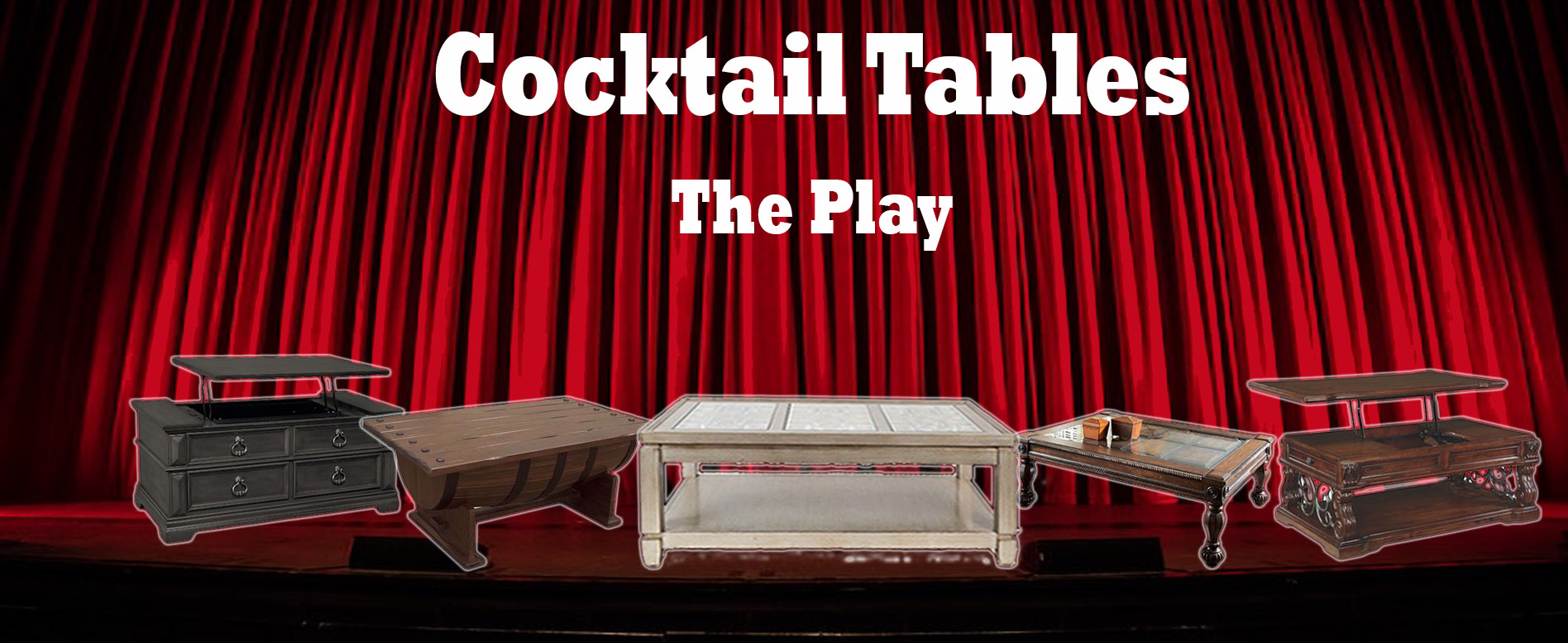 Have You Heard About Cocktail Tables?