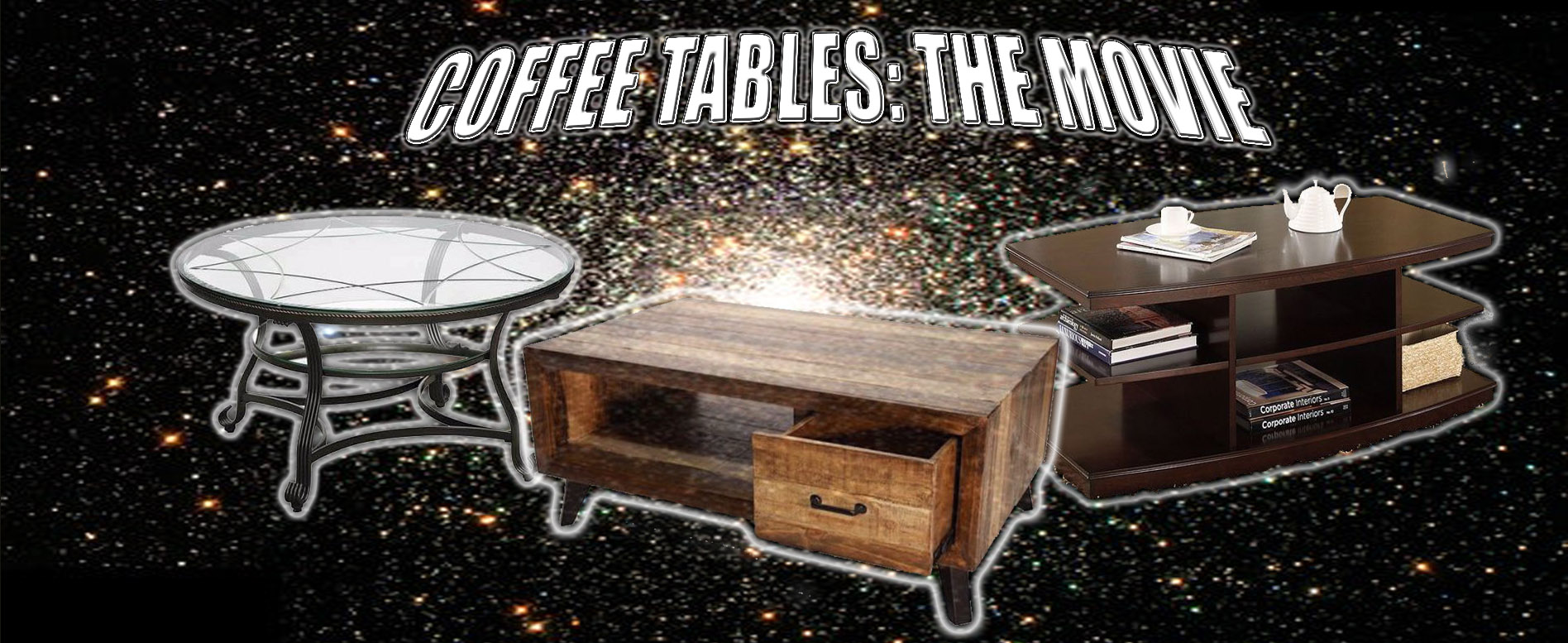 All You Need to Know About Choosing the Right Coffee Table