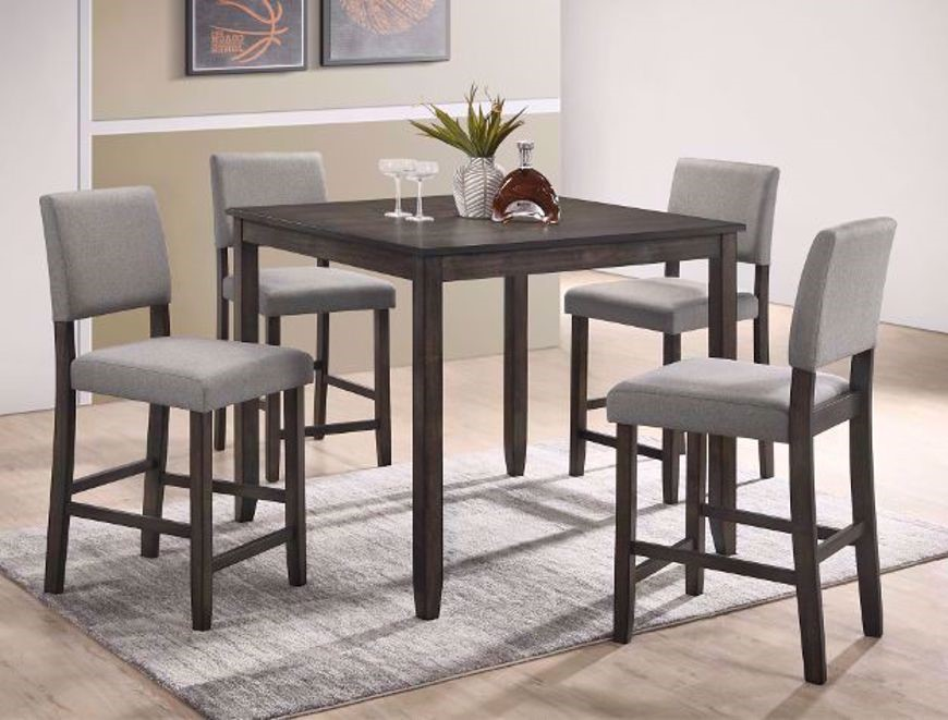 Counter Height Table 5 Piece